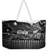 The Town Weekender Tote Bag