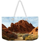 The Trail Through The Valley Weekender Tote Bag