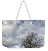 The Tree At The Side Of The Road Weekender Tote Bag
