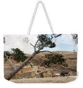 The Tree In Desert Weekender Tote Bag