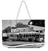 The Trolley Car Diner - Chestnut Hill Philadelphia Weekender Tote Bag