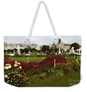 The Tuilleries Garden In Paris Weekender Tote Bag