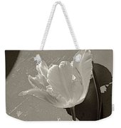 The Tulip And The Shadows Weekender Tote Bag