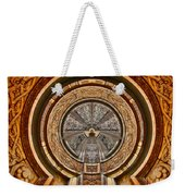 The Turbine - Archifou 63 Weekender Tote Bag by Aimelle