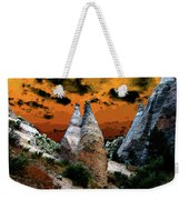 The Two Frenchmen Weekender Tote Bag
