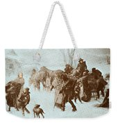 The Underground Railroad Weekender Tote Bag