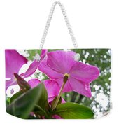 The Underside With Bokeh Weekender Tote Bag