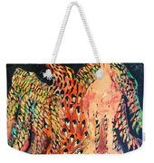 The Unicorn And Phoenix Rise From The Earth Weekender Tote Bag
