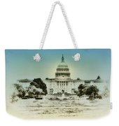 The United States Capital Building Weekender Tote Bag