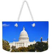 The United States Capitol Weekender Tote Bag