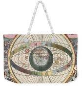 The Universe Of Brahe Harmonia Weekender Tote Bag
