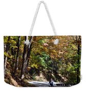 The Uphill Climb Weekender Tote Bag
