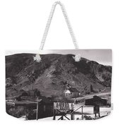 The Upper Village Of Calico Ghost Town Weekender Tote Bag