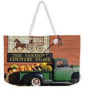 The Vermont Country Store Weekender Tote Bag