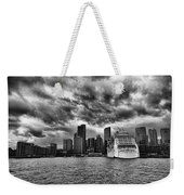 The View To Circular Quay Weekender Tote Bag
