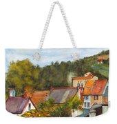 The Village Of Billy Weekender Tote Bag