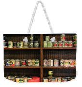The Vintage Pantry At Vulcan Weekender Tote Bag