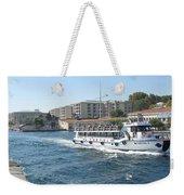 The Voyage Weekender Tote Bag