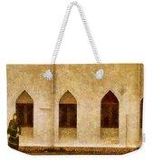 The Waiting Weekender Tote Bag
