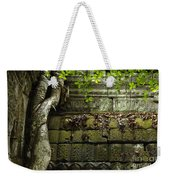 The Wall Ta Prohm 2 Weekender Tote Bag