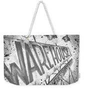 The Warehouse Weekender Tote Bag