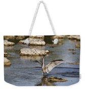 The Water Dance V4 Weekender Tote Bag