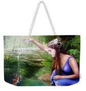 The Water Hole Weekender Tote Bag