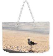 The Wave Recedes  Weekender Tote Bag