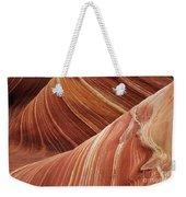 The Wave Sandstone Magic Weekender Tote Bag