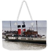 The Waverley Paddle Steamer Weekender Tote Bag