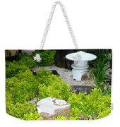 The Welcoming Garden Weekender Tote Bag