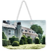 The West Wing Of Historic Hall Place  Weekender Tote Bag