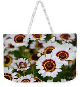 The White Field Weekender Tote Bag