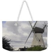 The White Windmill Weekender Tote Bag