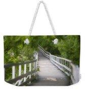 The Whitewater Walk Boardwalk Trail Weekender Tote Bag