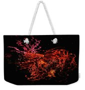 The Will O The Wisps Weekender Tote Bag