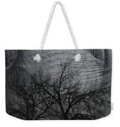 The Wind And Its Cuts Weekender Tote Bag