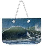 The Windblown Wave Weekender Tote Bag