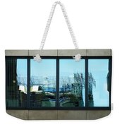 The Window To An Ever Changing World  Weekender Tote Bag