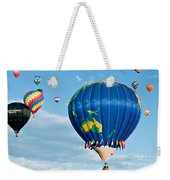 The World Aloft Weekender Tote Bag