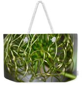 The World Of Clematis  Weekender Tote Bag