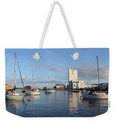 The Yacht Club Weekender Tote Bag