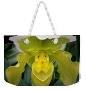 The Yellow Orchid Weekender Tote Bag