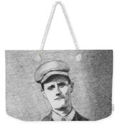 The Young James Joyce Weekender Tote Bag