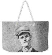 The Young James Joyce Weekender Tote Bag