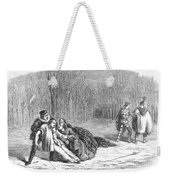 Theater: Duel, 1860 Weekender Tote Bag
