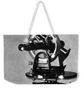Theodolite, 1919 Weekender Tote Bag