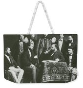 Theodor Billroth And Assistants Weekender Tote Bag