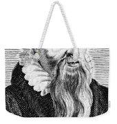 Theodore De B�ze (1519-1605) Weekender Tote Bag