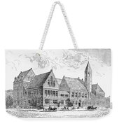 Theological Seminary, 1884 Weekender Tote Bag